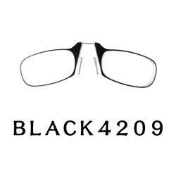 클립 코 미니 독서 안경 광학 안경 상자 지갑 안경 처방