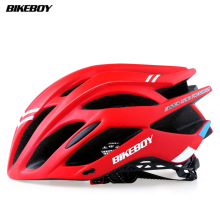 2019 Bikeboy New Cycling Helmet Trail Xc Bicycle In-mold Mtb Bike Casco Ciclismo Road Mountain Helmets Safety Cap