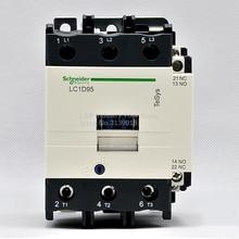 Контактор Schneider Electric LC1D95M7C LC1-D95M7C 95A нагрузка 45 кВт-380 в стандарт TeSys
