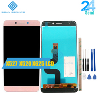 5.5 inch For Original For Letv LeEco Le 2 Le2 Pro X620 X520 X526 X527 LCD Display+Touch Screen Digitizer Assembly Replacement
