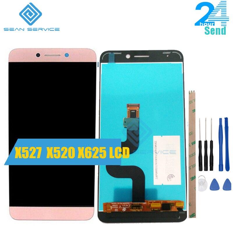 5,5 zoll Für Original Für Letv LeEco Le 2 Le2 Pro X620 X520 X526 X527 LCD Display + Touchscreen Digitizer Montage ersatz