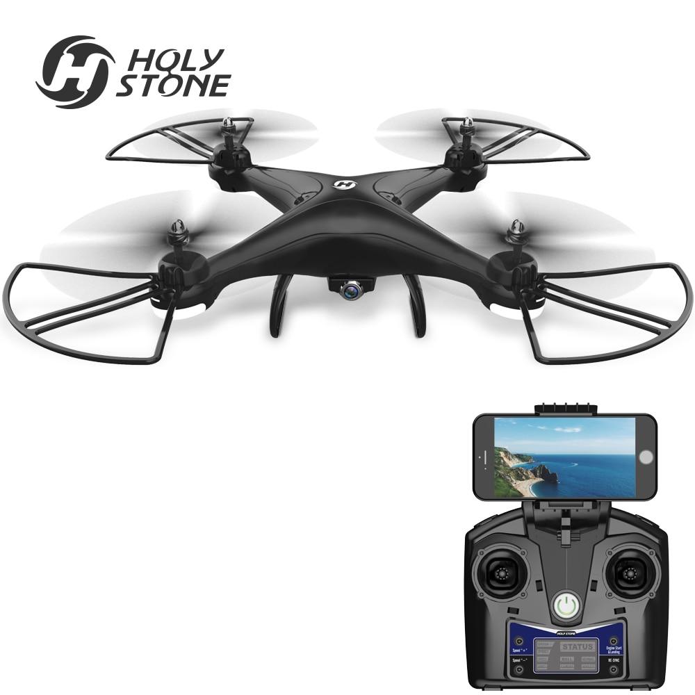 [UE USA Stock] Saint Pierre HS110D 720 P HD Caméra FPV 3D Flips RTF avec 4G TF carte hélicoptère rc WiFi APP Maintien D'altitude quadrirotor