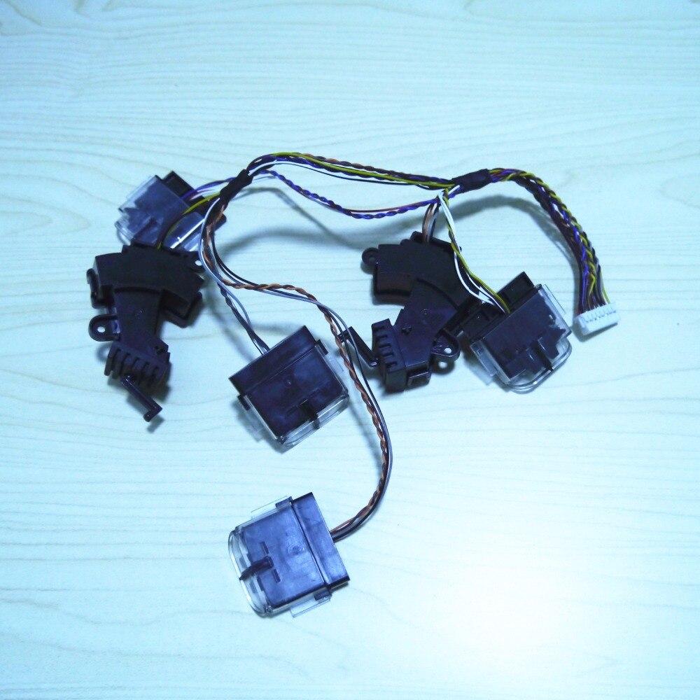 купить Vacuum cleaner infrared ground sensor parts for replacement irobot Roomba 500 600 700 800 series по цене 2936.13 рублей