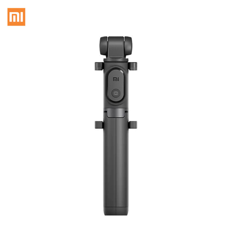 Xiaomi Mi Mobile Phone Holders & Stands Bluetooth Tripod With Wireless Remote Foldable Self-stick for iphone 5s 6 7 Mi6 Andriod universal adjustable tripod for camera mobile phone black silver