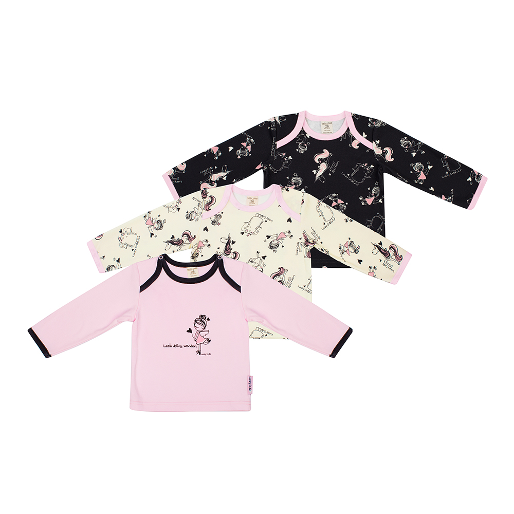 Hoodies &  Sweatshirt Lucky Child for girls 30-196 (3M-24M) Kids Baby clothing Children clothes Jersey Blouse summer child suit new pattern girl korean salopettes twinset child fashion suit 2 pieces kids clothing sets suits