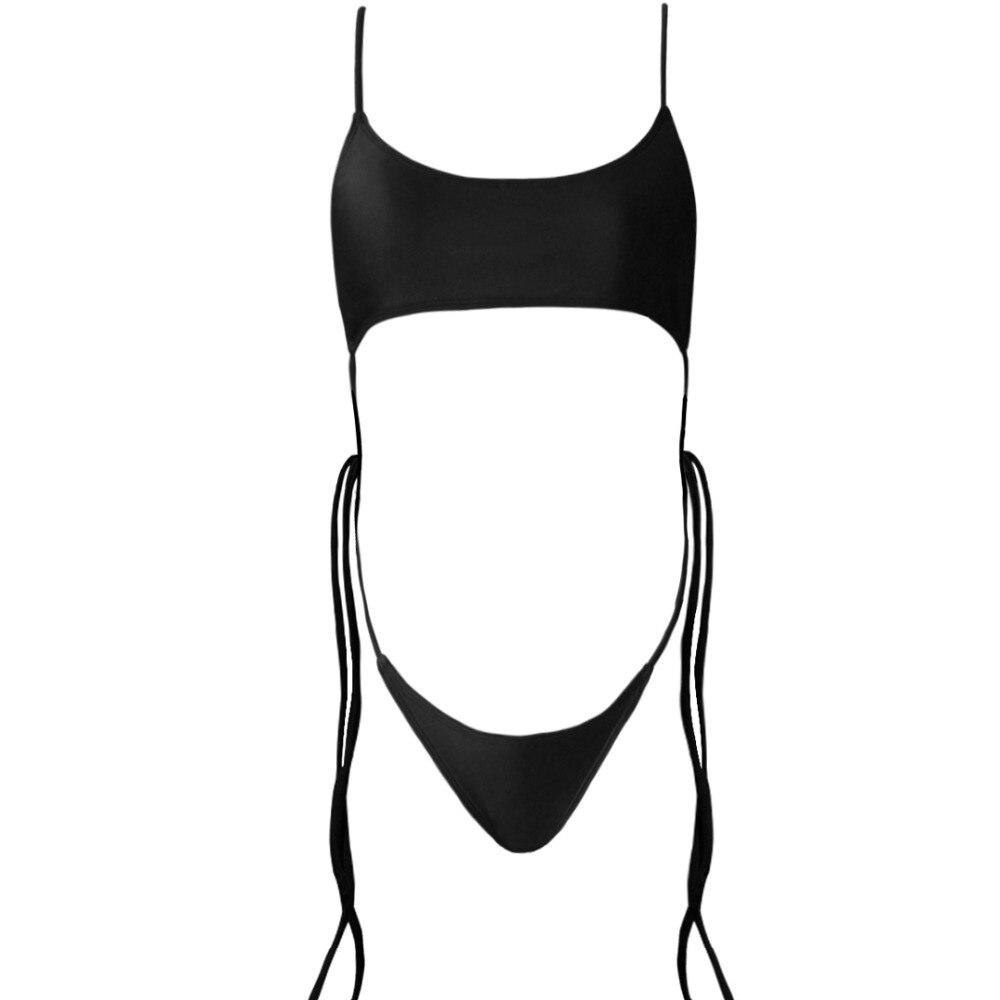 Bikini-set Schwimmen Angemessen 5 Farbe New String Krawatte Tanga Bikini 2019 Sexy Badeanzug Weibliche Bademode Frauen Zwei-stück Bikini Set Badende Bade Anzug Schwimmen V01 Hell Und Durchscheinend Im Aussehen