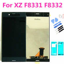 Original For SONY Xperia XZ LCD Display Touch Screen Digitizer Assembly Replacement parts For SONY Xperia XZ F8331 F8332 Screen все цены