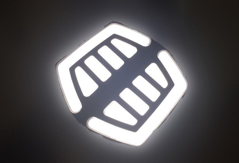 Фотография ranger drl FOR RANGER 2015 2016 2017 Car Head Light COB LED Daytime running Lights DRL Fog Lights With white Light