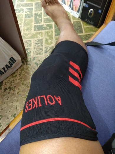 Advanced knee support brace photo review