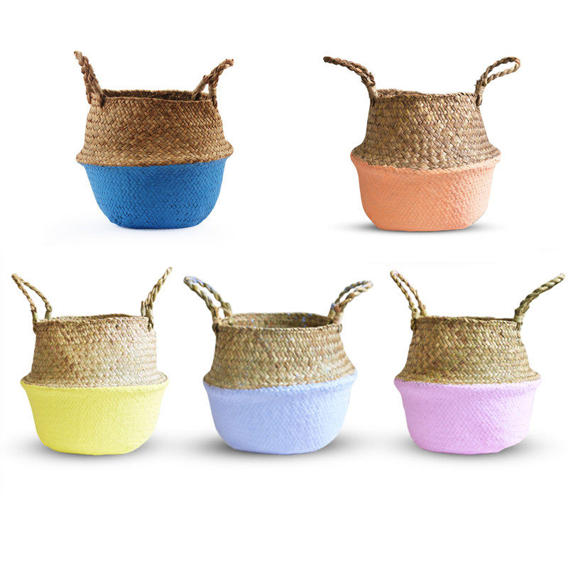 Handmade Bamboo Storage Baskets Best Children's Lighting & Home Decor Online Store