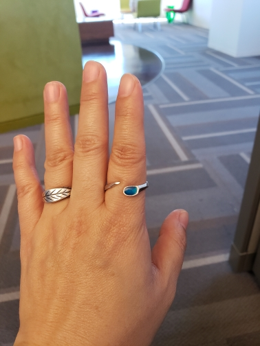 Ocean Abyss Ring photo review