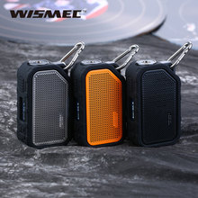 100% Original Wismec Active Mod Box 80W Vape Box with Bluetooth Speaker Waterproof/shockproof Electronic Cigarette Vape Mod Box