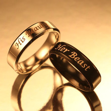 0165558bf1e10 Buy beauty and the beast ring and get free shipping on AliExpress.com