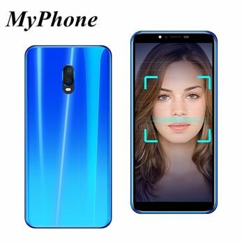 MyPhone R17 5,72 дюймов полный Экран мобильного телефона MTK6580, Android 6,0, 4 ядра 1 ГБ Оперативная память 4 ГБ Встроенная память 3800 мАч Dual SIM WCDMA смартфон
