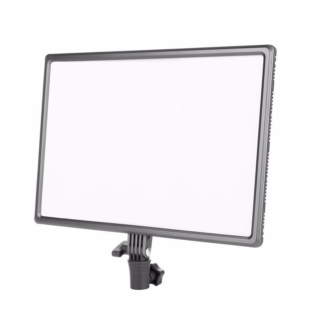 Nanguang CN-Luxpad43 3200K-5600K Dimmable Mini LED video light Annular Lamp for Canon Panasonic Samsung Olympus DV DSLR Cameras led телевизор panasonic tx 43dr300zz