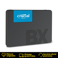 Crucial BX500 External SSD 240 GB Portable SSD External HD hard drive Solid State Disk Portable Drive for laptop Desktop