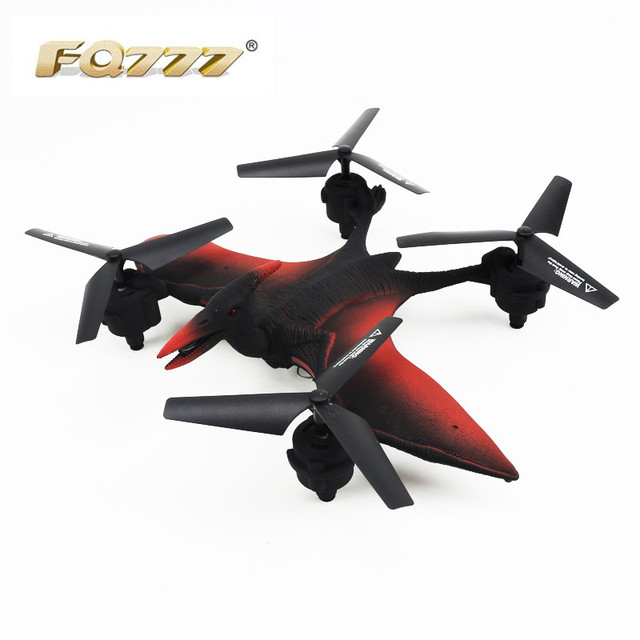 Best Deal 2017 New Cool FQ777 FQ19W WIFI FPV RC Quadcopter Drone With VR 3D