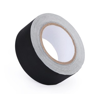 """Image 4 - Gaffer Tape Non Reflective Black Water Proof Insulating Tape 2"""" x 30 yard by U.S. Solid"""