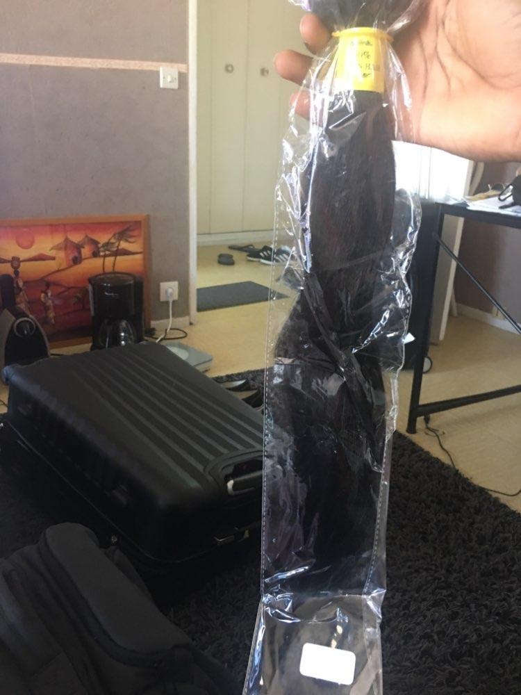 Царственный 100% человеческих волос Weave Связки с закрытием номера Реми утка 2 3 4 пучки бразильские прямые волосы Связки с застежка