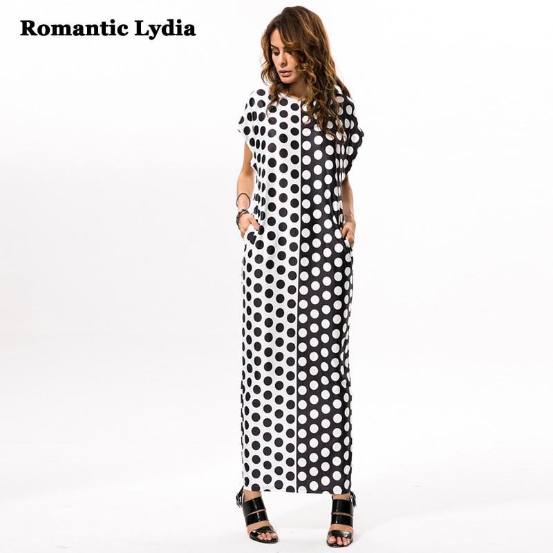 Vestido longo casual plus size