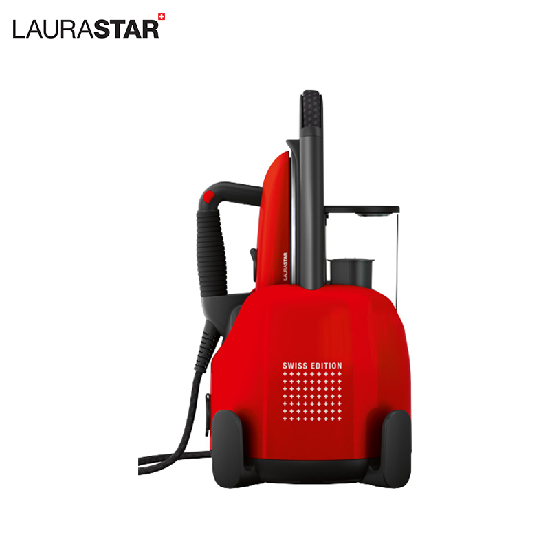 Garment Steamer LauraStar LIFT+ SWISS EDITION EU (RED) портативный парогенератор laurastar lift plus ultimate black