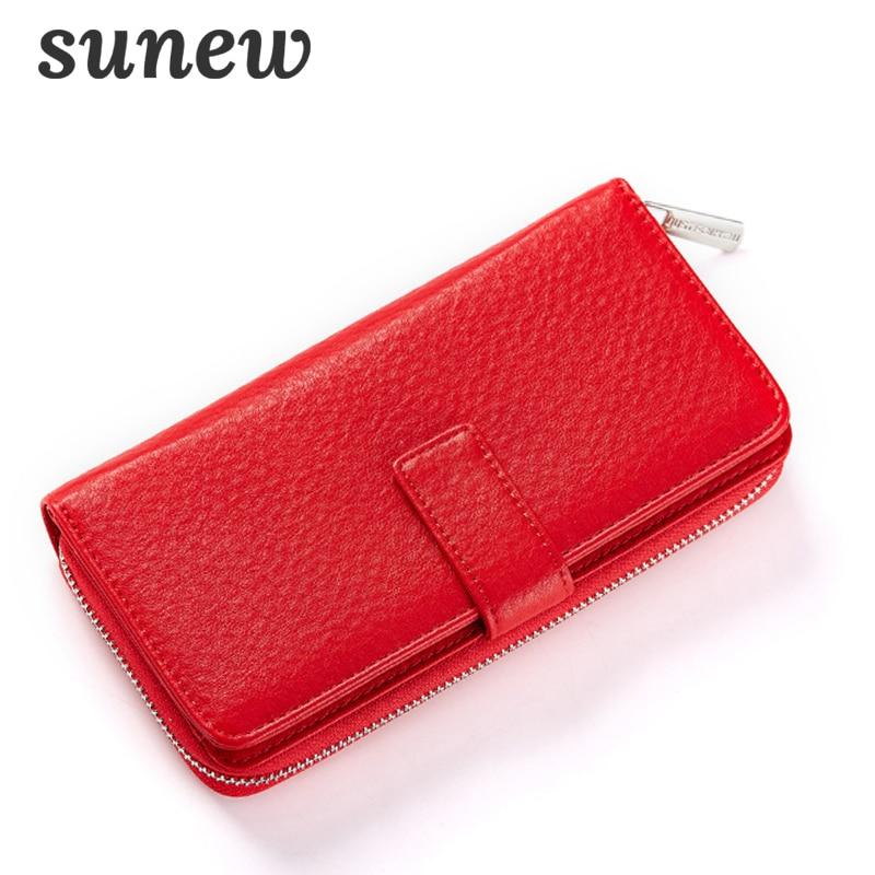 Portefeuille Femme Phone Wallet Billetera Monederos Para Mujer Purse Women Portemonnee Porte Monnaie Femme Ladies Wallet K013