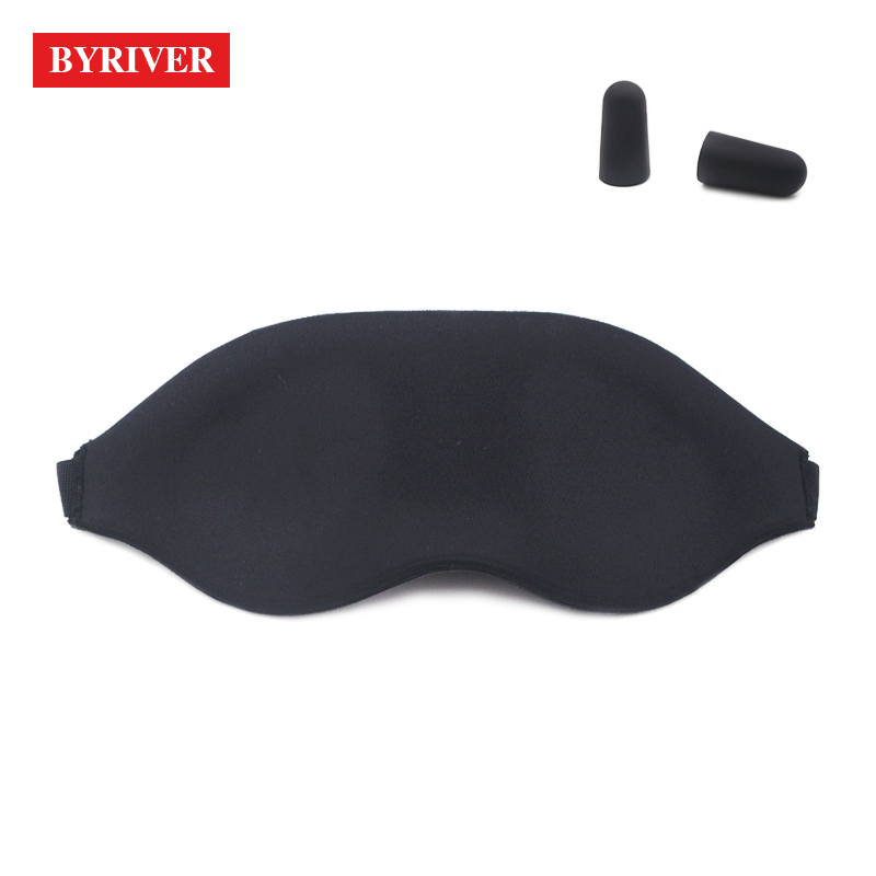 UTB8KKmoDGrFXKJk43Ovq6ybnpXaO - BYRIVER Sleeping Eye Mask, Travel Sleep Eye Shade Cover