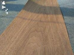 2x naturalny fornir z prawdziwego drewna fornir w plasterkach do mebli orzech C/C w Akcesoria meblowe od Meble na