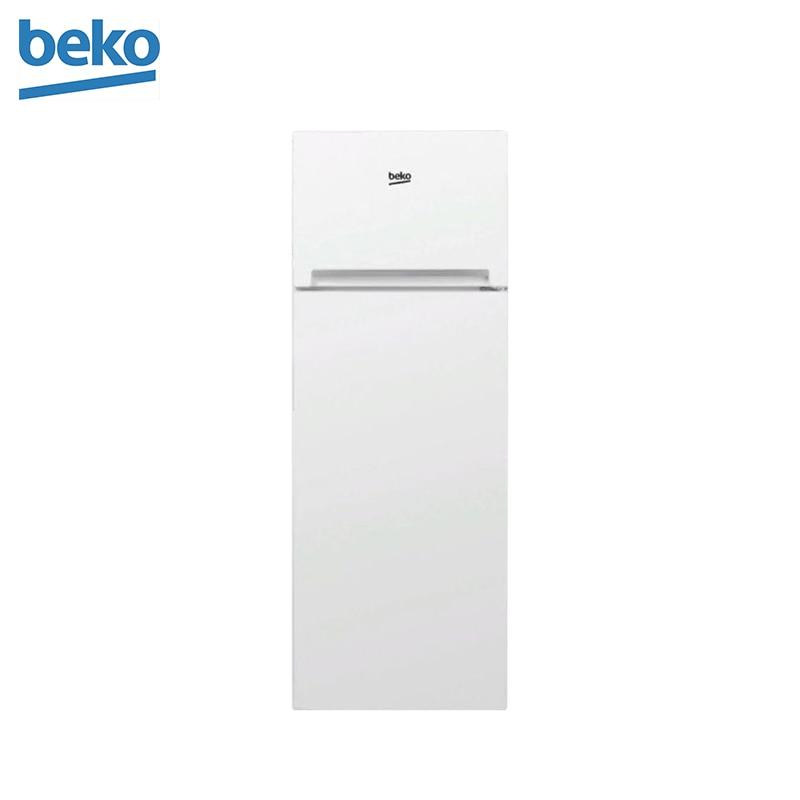 Refrigerator Beko RDSK 240M00W холодильник beko rdsk 280m00w