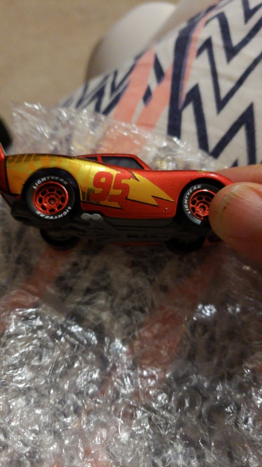Disney Pixar Cars 2 3 Lightning McQueen SUV Chick Hick Cruz 1:55 Diecast Metal Alloy Toys Christmas Gift Toys For Kids Cars Toy