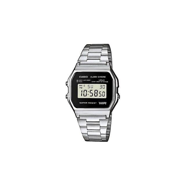 Наручные часы Casio A-158WEA-1E мужские кварцевые