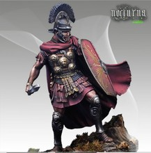 1:28 70mm Resin Figure Model Kit  The centurion of ancient Rome  Unassambled  Unpainted