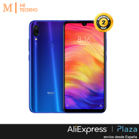 [Global Version] Xiaomi Note Redmi 7 smartphone Screen HD + 6,3 (RAM 4 hard GB + ROM 64 hard GB, battery 4000 mAh, Camera 48MP)