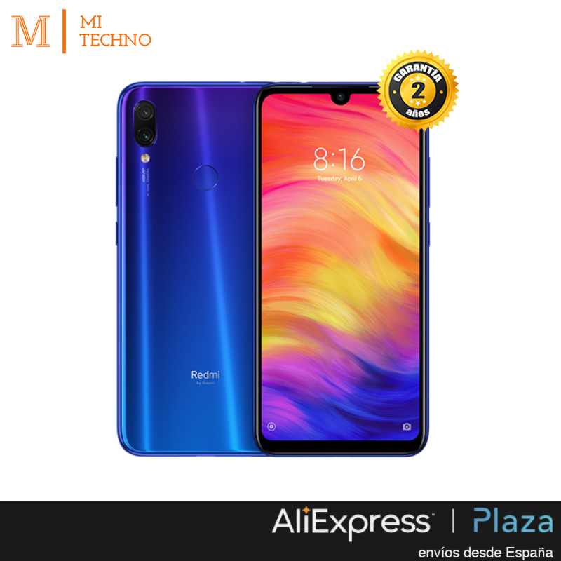 [Mondial Version] Xiaomi Note Redmi 7 smartphone Écran HD + 6,3