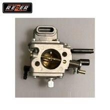 Карбюратор ST-660 REZER для цепной пилы