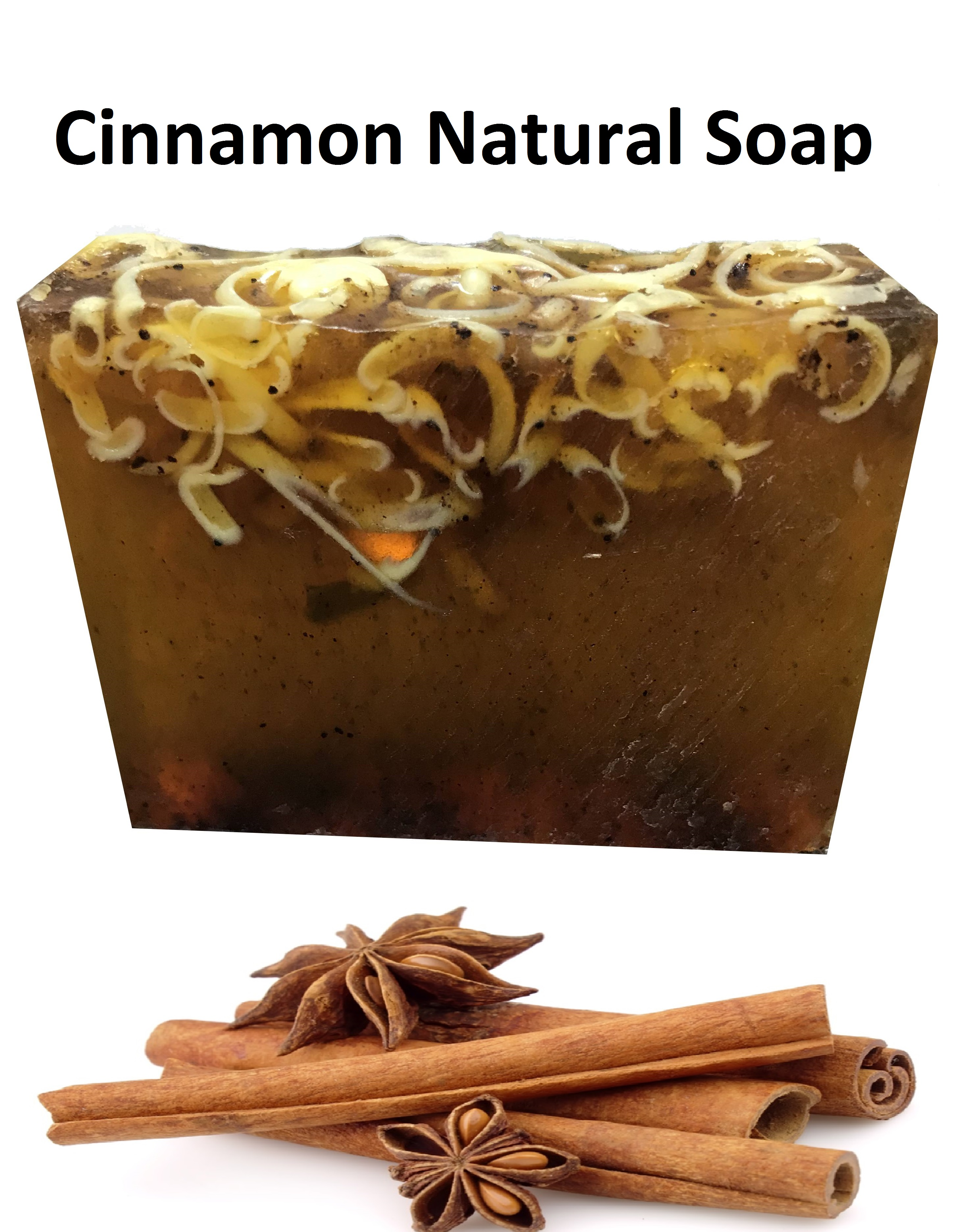 Anti Acne Cinnamon Natural Handmade Soaps 100 gr+ Gift Herbal Health body Beauty Care TRIBULUS Terrestris Extract 60 Capsules 5