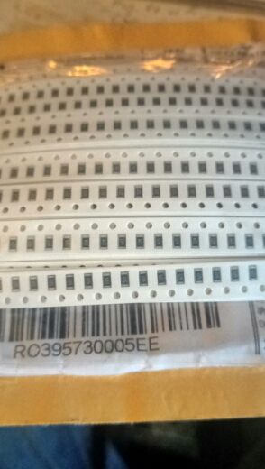 1250PCS/LOT 50 Value 1206 SMD Resistor Kit (0R~10MR) 5% 100% NEW AND ORIGINAL Chip Resistance Assorted Set