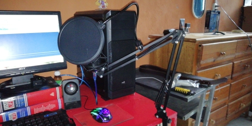 Microfones windows neewer nw-7000