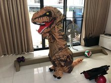 Trex costume adults
