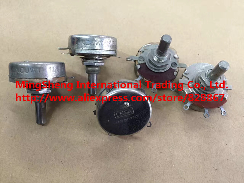Quality assurance 4NCJW1 A150R A500R A500K import single potentiometer shaft 6MM (SWITCH) цена