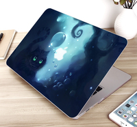"""keyboard plastic case Plastic Hard Case Cover Laptop Shell Keyboard Cover For Macbook Air11 13 Pro Retina Touch Bar 12 13 15"""" Screen Film Dust Plug (3)"""