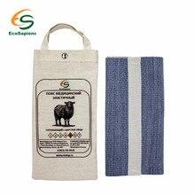 Медицинский согревающий пояс для поясницы и спины с шерстью овцы (xl, 50-52)