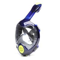 Upgraded HD Panoramic View Snorkel Mask Anti fog Anti Leak Diving Mask Underwater Mergulho Maske for GoPro Camera Dive Equipment