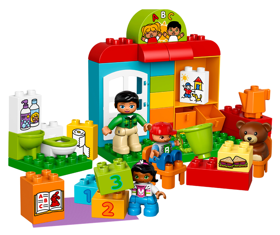 LEGO DUPLO строительный набор фото