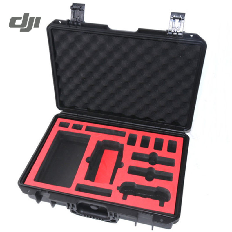 DJI Mavic Air Fly more Combo RC Quadcopter Drone FPV Waterproof Hard Shell Storage Box Carrying Case Handbag Suitcase drone dji spark fly more combo 1080p new mini portable fpv drone dji quadcopter 100% original