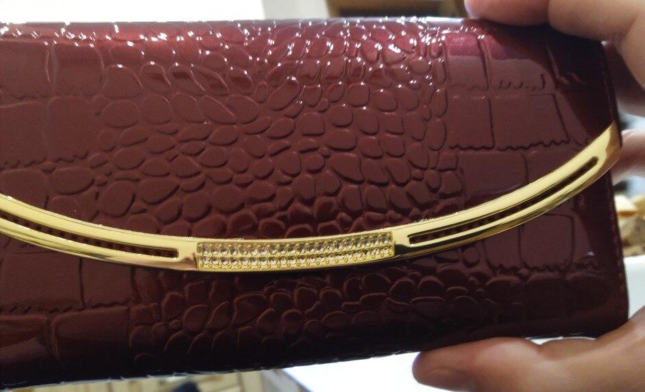 Основной Материал: Натуральная Кожа; женщины портмоне; кожаный бумажник мужчины;