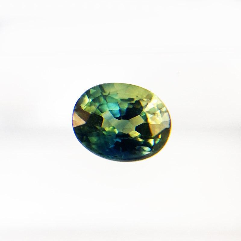 Naturellement unoptimized Chinois de couleur saphir rugueux, soutien vos propres tests, peut vous aider à faire des bijoux - 3