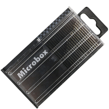 20 Adet Matkap Ucu Set Mikro Hss Matkap Uçları Mini Pin Hassas El Aletleri