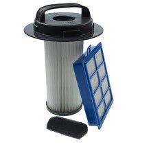 Aspirador de pó filtro conjunto de substituição para philips marathon series fc9200 fc9219