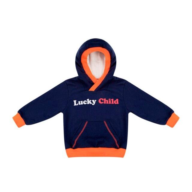 Кофточка Lucky Child с начёсом для мальчиков, арт. 32-33f (Умка) [сделано в России, доставка от 2-х дней]
